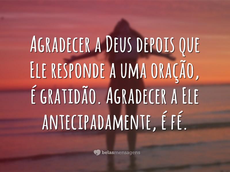 Mensagens De Agradecimento A Deus: Blog Do Luiz Antonio Silva