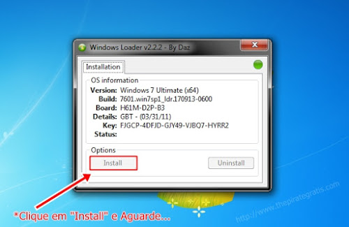 ativador windows 7 ultimate 64 bits baixar